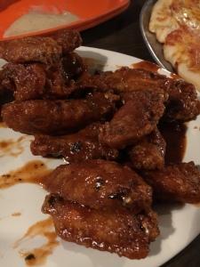 Varsity Pizza Syracuse University Wings